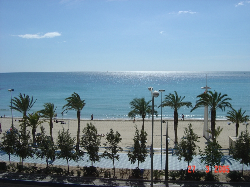 Posteguet Beach, Alicante